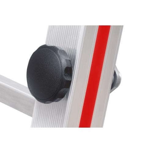 Ersatzteilset Sterngriff für Fußverlängerungen für Treppenstehleitern