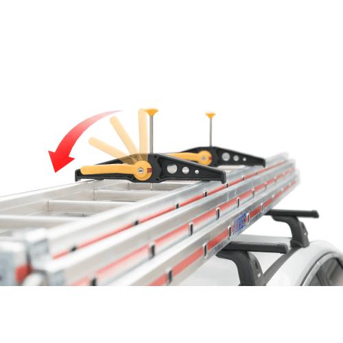 Leiterhalterset für Dachträger