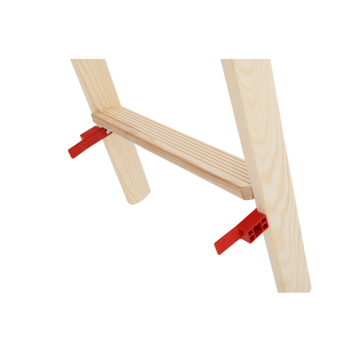 Ersatzteilset Einweiser für Holz-Stufenstehleiter