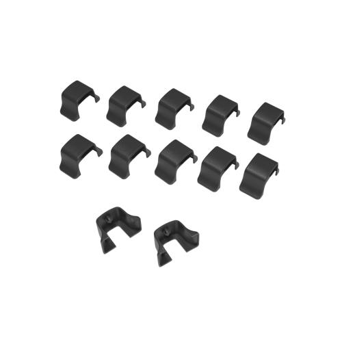 Ersatzteilset Sprossenabdeckungen für Teleskopleitern